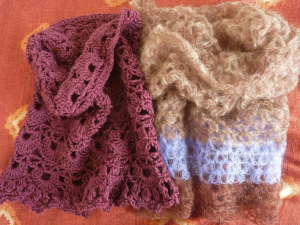 col crochet