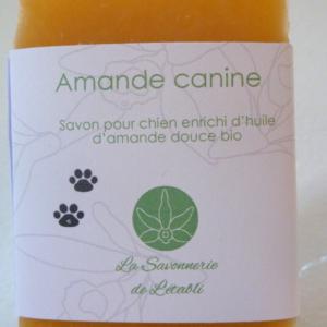 savon naturel pur chien