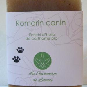 savon shampoing naturel pour chien